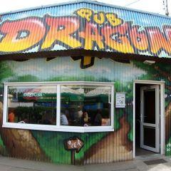 graffiti pub