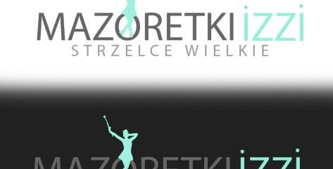 1. Logo Mażoretki