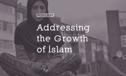 Addressing the Growth of Islam