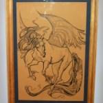 """Деяния<br />Совместная выставка """"Открытое небо"""", г. Барнаул, 2004 г."""