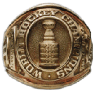 Montreal Canadiens 1959 Stanley Cup Ring - Thumbnail