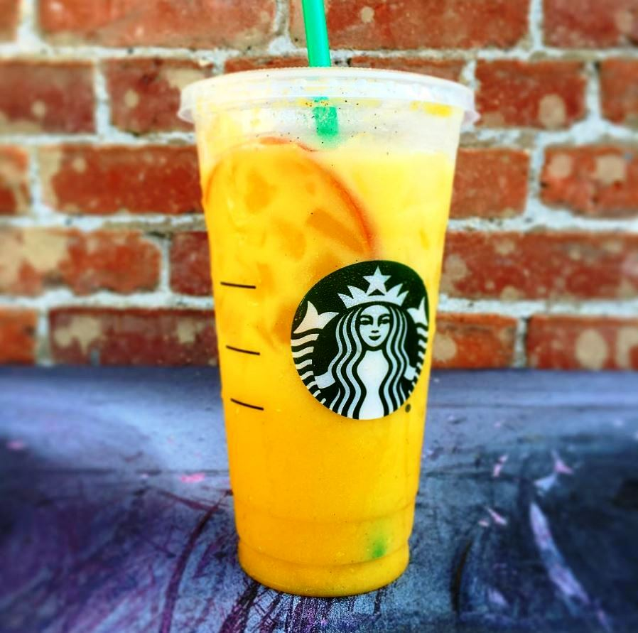 Frantic Orange Drink Starbucks Starbucks Orange Drink Is Newest Secret Menu Craze Starbucks Dragon Drink Caffeine Content Starbucks Dragon Fruit Drink Ingredients nice food Starbucks Dragon Drink