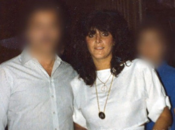 Younger Big Ang before plastic surgery photo