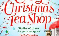 The Cosy Christmas Teashop Blog Tour