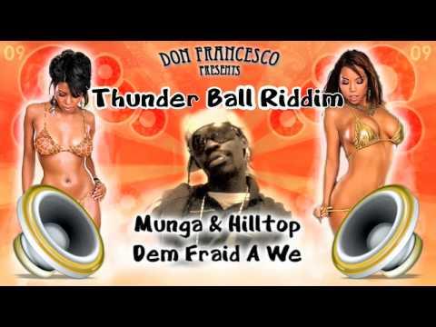 Thunder Ball Riddim Mix
