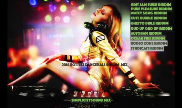 HOTTEST DANCEHALL RIDDIM MIX // 2015