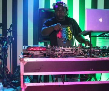 Famous Fridays With Qatar's Finest DJ 'Tsunami' Event Photos