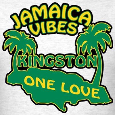 Jamaican Kitchen Reggae Vibes