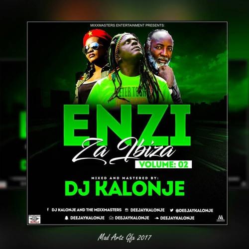 Enzi Za Club Ibiza – Vol 2 – Dj Kalonje (Reggae Mixx)