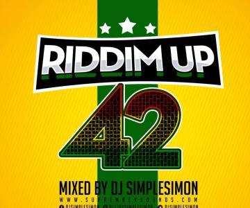 RIDDIM UP 42 by Dj SImple Simon