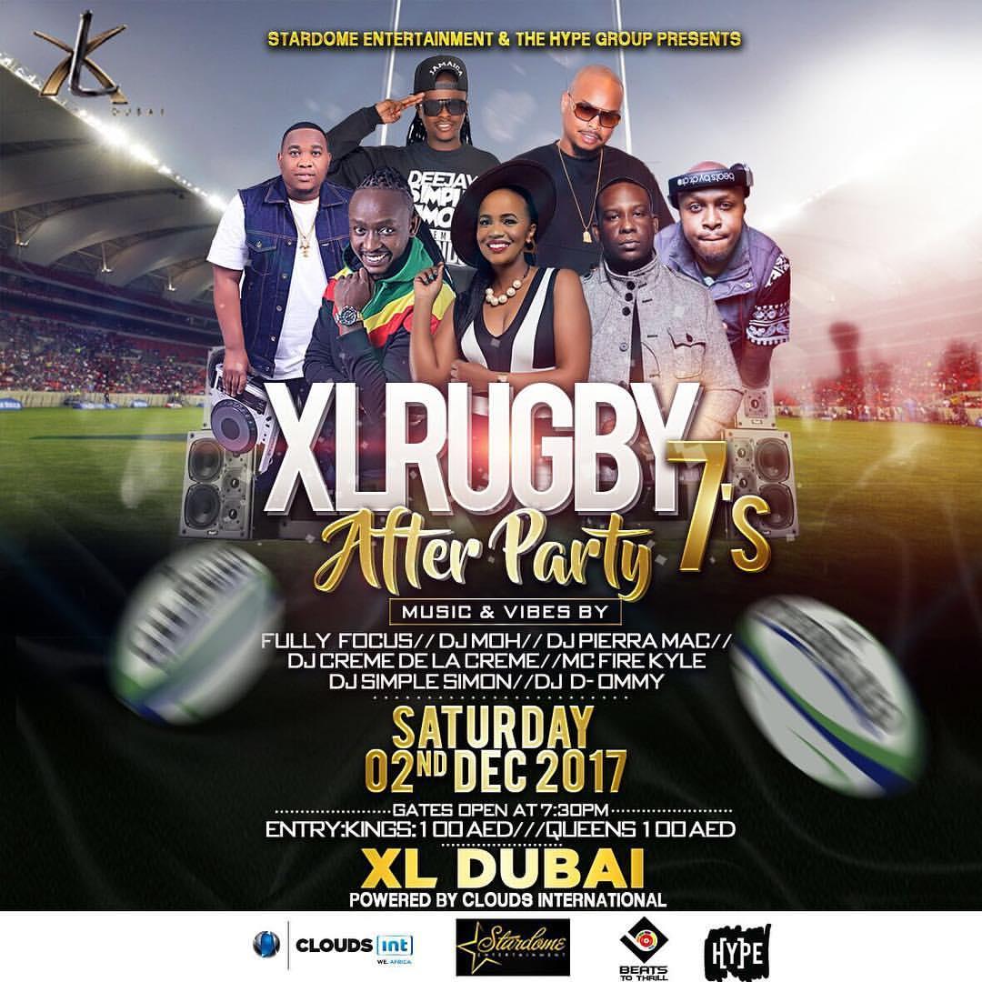 XL Dubai Reggae After Party