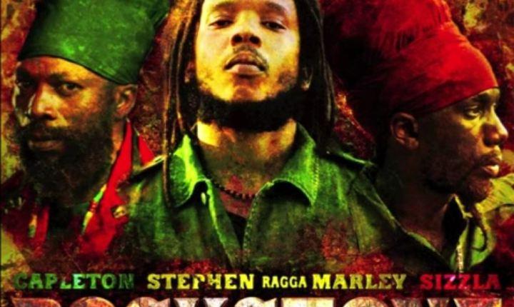 Stephen Marley – Rock Stone ft. Capleton, Sizzla