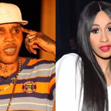 Vybz Kartel and Cardi B Collaboration Coming Soon