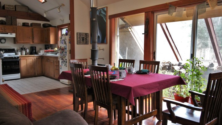 Starlight Llama Dining Room