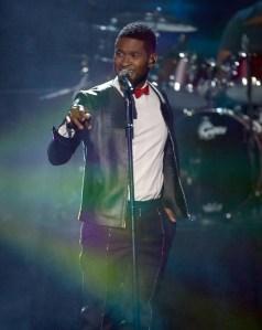 9. Usher