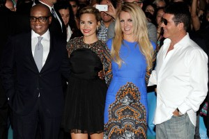 "Premiere Of Fox's ""The X Factor"" Season 2"