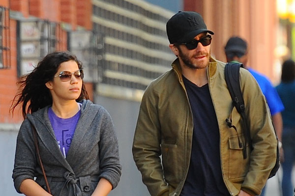 Celebrity Sightings In New York City - April 30, 2013