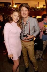 Chloe Moretz & Taylor Hanson