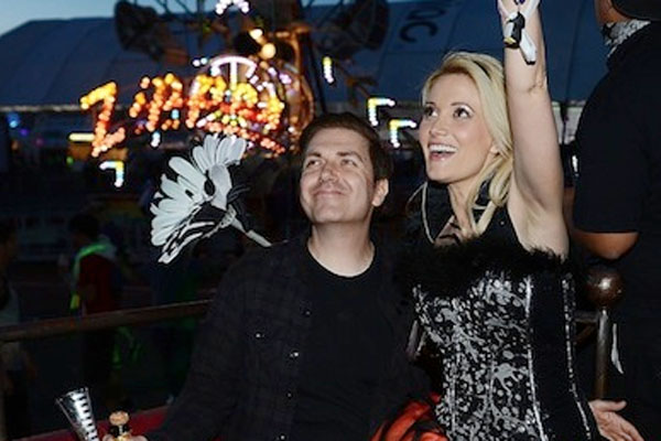 Holly Madison & Pasquale Rotella