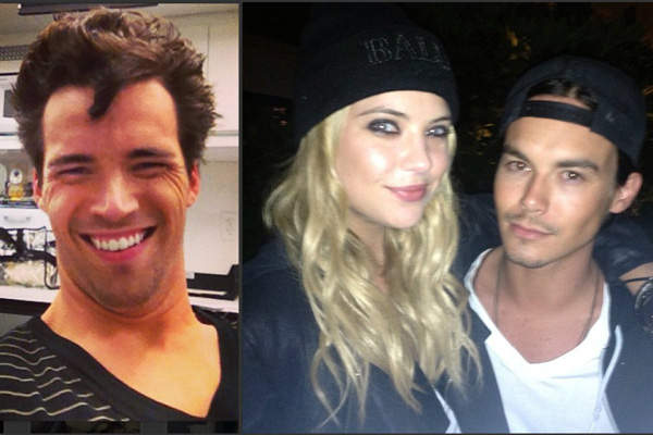 Ian Harding, Ashley Benson, Tyler Blackburn