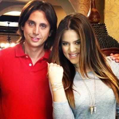 Johnathan Cheban & Khloe Kardashian