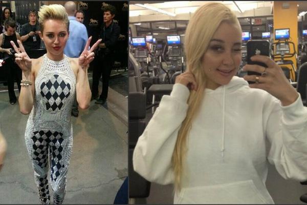Miley Cyrus/Amanda Bynes