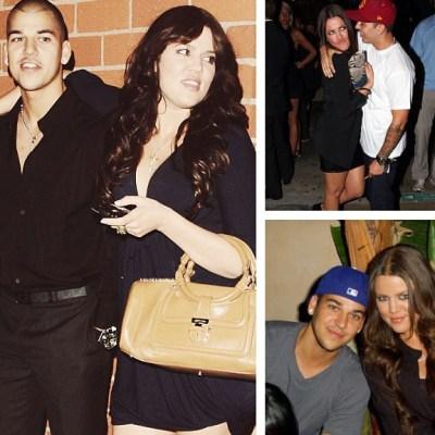 Rob & Khloe Kardashian