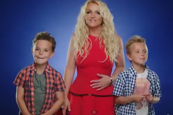 Britney Spears & Sons