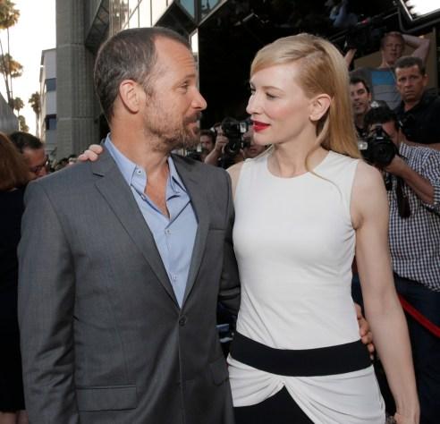 Peter Sarsgaard, Cate Blanchett