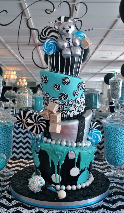 Fergie Baby Shower cake