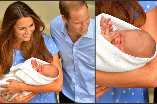 Prince WIlliam, Kate Middleton, Baby