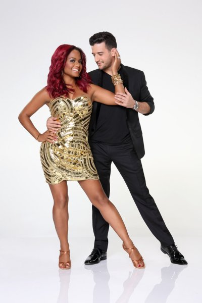 Christina Milian & Mark Ballas