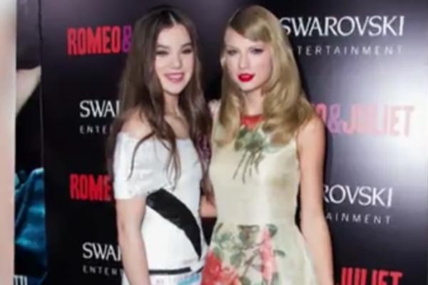 Hailee Steinfeld & Taylor Swift