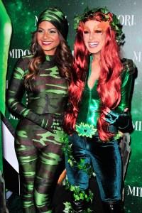 Christina Milian & Shenae Grimes