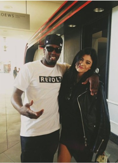 Diddy & Kylie Jenner
