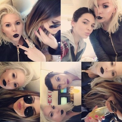 Khloe Kardashian & Joyce Bonelli
