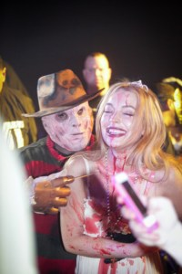 Lindsay Halloween
