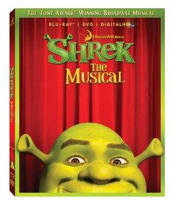 Shrek the Musical (Blu-ray / DVD + DigitalHD)