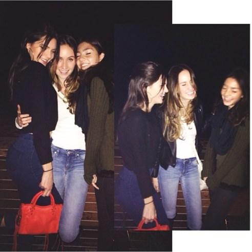 Kendall Jenner & friends
