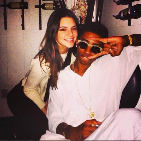 Kendall Jenner & Lil Twist