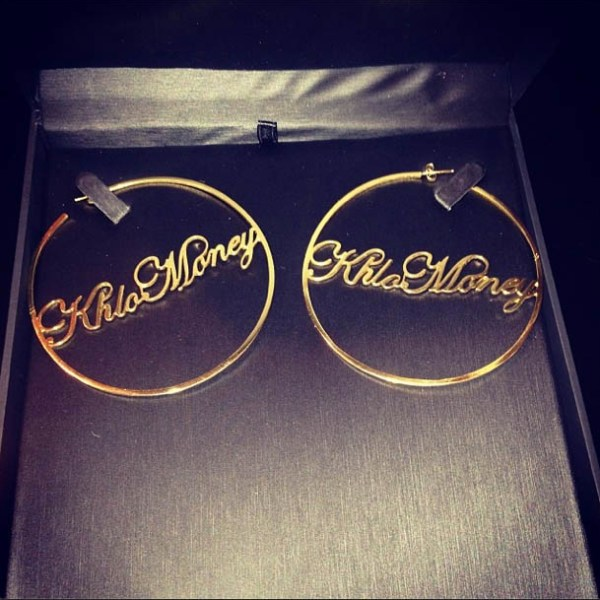 Khloe Kardashian Earrings