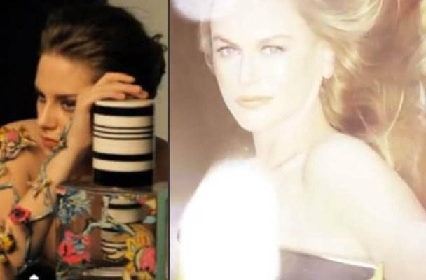 Kristen Stewart & Nicole Kidman
