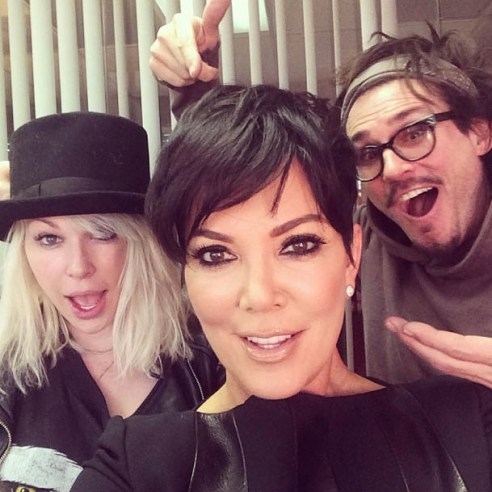 Kris Jenner & Friends