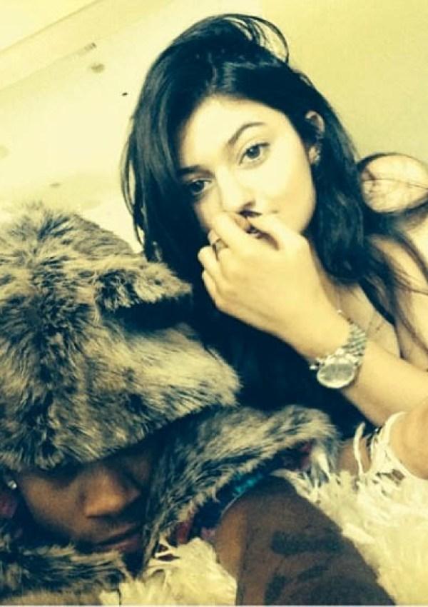 Kylie Jenner & friend