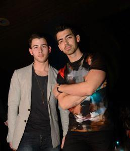 Nick Jonas & Joe Jonas