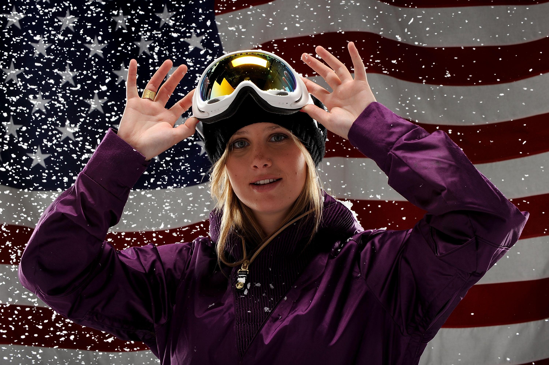 Ellery Hollingsworth Snowboarding PHOTOS: Winter Olympia...