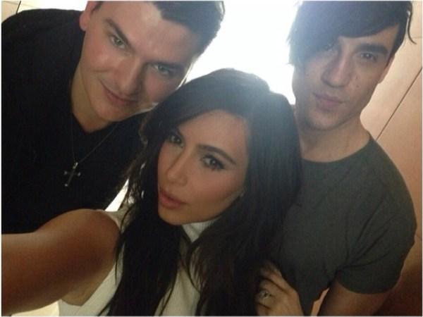 Kim Kardashian & Friends