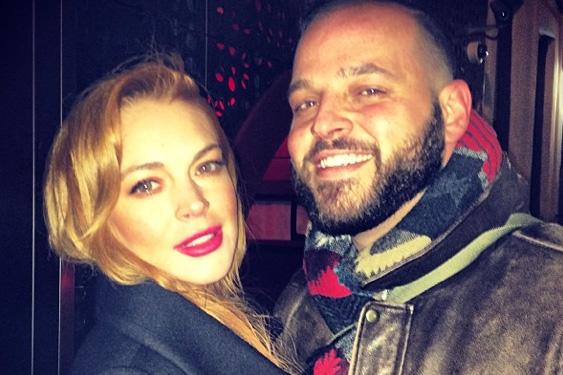 Lindsay Lohan & Daniel Franzese
