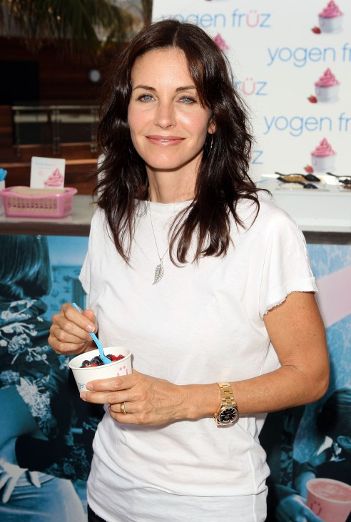 Yogen Fruz At The EB Medical Research Foundation Event