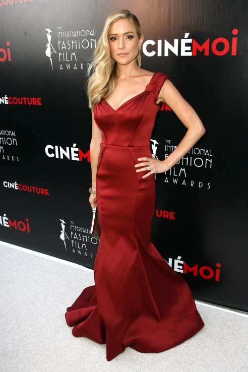 The International Fashion Film Awards - VIP White Carpet Arrivals